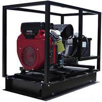 Бензиновый генератор AGT 12001 HSBE R39  12.0 кВа
