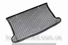Килимок в багажник CHEVROLET Aveo 5D (Шевроле Авео 5Д)