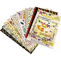 Набор картона для творчества А4 9 листов 17076 (1) (200)