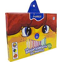 """Набір пастель масляна """"Marco"""" 36 кольорів (4) (24) №1100OP-36CB"""