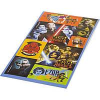 """Наклейки Disney """"Звездные войны-3"""" в пакете 8849/13163007Р"""