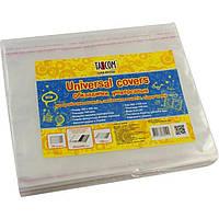 Обложка для пособий, рабочих тетрадей и книг Tascom Cristal h-26,5см 2024-М