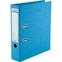 """Папка-регистратор А4 """"Axent"""" 7,5 см Prestige+ двусторонний PP (свет-голубая) собранная (1) (20) №1722-29С-А"""