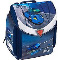 Ранец каркасный Flexi Plus с наполнением (сумка для обуви, пенал, косметичка, ланч-бокс) 11280039