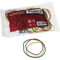 Резинка для денег Axent 4612 d50мм 500г цветная