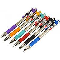 """Ручка автоматическая шариковая """"Radius"""" XLR 0,7 мм, картонная упаковка синяя (24) №8163"""