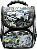 Рюкзак ранец школьный коробка Josef otten Military Jeep JO-1815 для мальчика