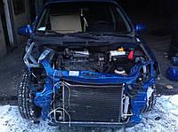 Снятие установка двигателя на Chevrolet Aveo Daewoo Lanos