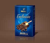 Кофе молотый Tchibo Exclusive, 250 гр