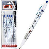 Ручка шариковая автоматическая Flair Passion 964F синяя