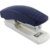 Степлер №10 Norma 10 листов сине-серый +антистеплер 4039/04020876