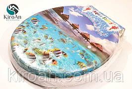 Мягкое сиденье для унитаза Aqua Fairy