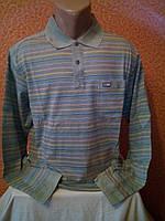 Мужская рубашка с длинным рукавом 100% коттон
