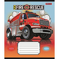 Тетрадь 1 Вересня 18 листов линия Fire rescue (25) (400) №762386, фото 1