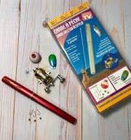 Fishing Rod in pen case мини удочка , фото 1