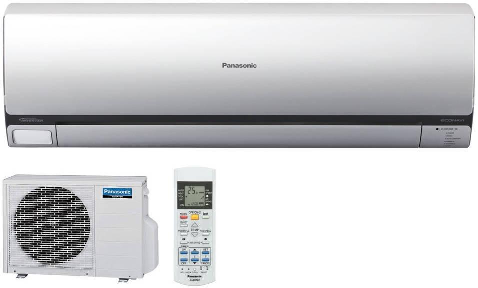 Инверторный кондиционер Panasonic CS/CU-HE9NKD