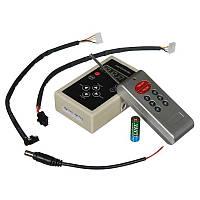 RGB контролер 12A RF RW 1LED 144W 12V8 кнопок IC 6803 intelligent для світлодіодної стрічки