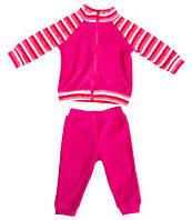 Комплект домашней одежды для девочки, Danaya, розовый в полоску (86 р.)