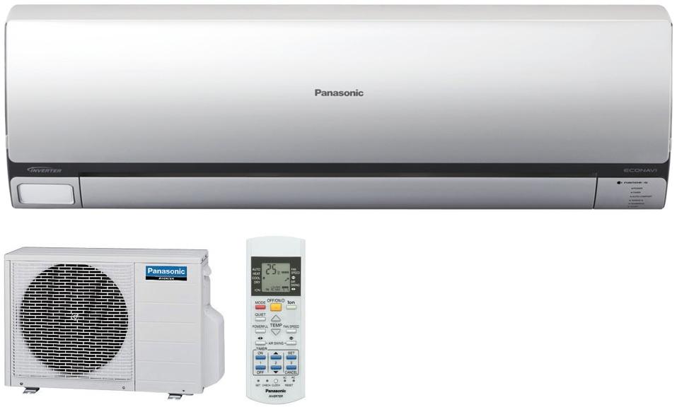 Инверторный кондиционер Panasonic CS/CU-HE12PKD