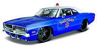 Модель автомобиля Dodge Challenger R/T (police), 1:24, Maisto