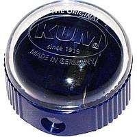 Точилка с контейнером Kum 210K1 пластиковая круглая