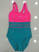 Купальник спортивный подростковый для бассейна 2081, фото 1