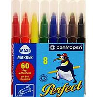 Фломастеры Centropen Perfect Maxi 8610/08 8 цветов