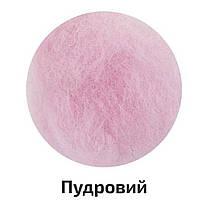 Шерсть для валяния кардочесанная, пудровый, 40 г  №K402240 / Rosa Talent