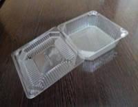 Пластиковая Упаковка Одноразовая 132x131х75 мм, 910 мл