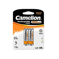 Аккумуляторы Camelion Ni-Mh (R-06,2500 mAh) / блистер 2 шт (12)