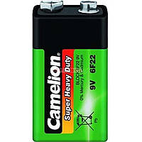Батарейка Camelion 6F22/1 shrink крона green