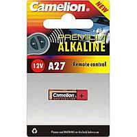 Батарейка Camelion Alkaline A27/1bl 12V