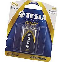 Батарейка TESLA Gold Алкалайн 9 V 6LR61 / 1bl (12)