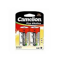 Батарейки Camelion LR-20 / блистер 2 шт (6) (48)