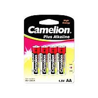 Батарейки Camelion LR-06 / блистер 4 шт (12) (144)