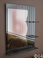 Зеркало в ванную Ф-14