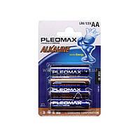 Батарейки Samsung pleomaxLR-06 / блистер 4 шт (10) (100)