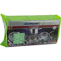 Губка кухонная Antibakterial 5 шт. ароматизированная 0156