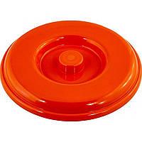 Крышка для ведра 5 л оранжевая (15) №122031 / 7586 / Алеана /