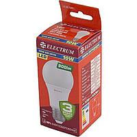 """Лампа """"Electrum"""" A60 10 Вт. 3000 K PA LS-32 E27 (50) №A-LS-1399"""