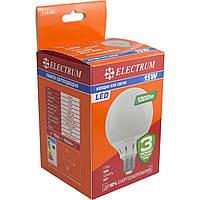 "Лампа ""Electrum"" D95 15 Вт. 4000 K PA LG-24 E27 №A-LG-0237"
