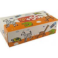 Платки универсальные Bella (100+50) в коробке