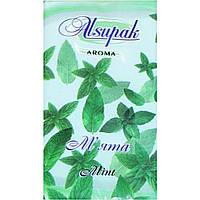 Платочки бумажные Alsupak Мята
