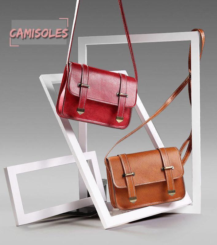 9efef5428513 Стильная женская сумка почтальон Отличное качество Практичный удобный  дизайн Доступная цена Код: КДН3543 - Goashop