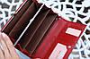 Кошелек женский лакированный модный красный , фото 10