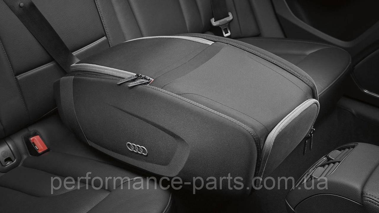 Сумка подлокотник Audi 000061100H, стильный органайзер салона