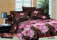 Евро макси набор постельного белья 200*220 из Ранфорса №18765 KRISPOL™