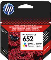 Картридж HP No.652 (F6V24AE) Color