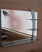 Зеркало в ванную Ф-32