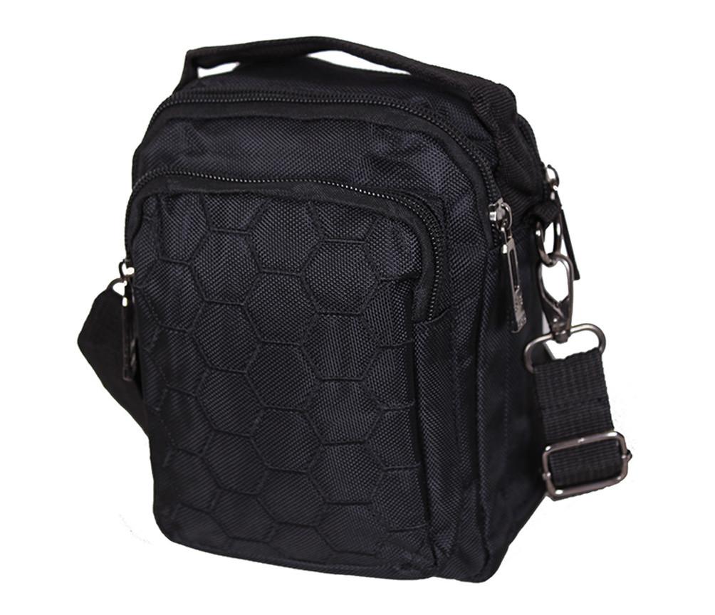 Текстильная сумка через плечо 301690